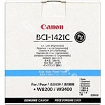 Canon Imageprograf W 8200 PG - Original Canon 8368A001 / BCI-1421C / BJ-W8200 Cyan Tinte - 330 ml