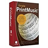 Finale PrintMusic 2014 - Musik komponieren, schreiben, anhören und ausdrucken… [Notationssoftware...