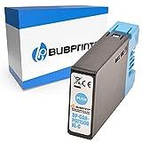 Bubprint Kompatibel Druckerpatrone als Ersatz für Canon PGI-1500XL C für Maxify MB2000 MB2050 MB2100 MB2150 MB2155 MB2300 MB2350 MB2700 MB2750 MB2755 Cyan
