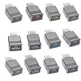 vhbw 12x Tintenpatronen Set Ersatz für Canon PFI-1000 Patronen für Ihren Fotodrucker Chroma Optimizer
