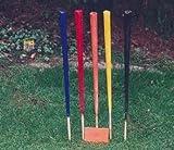12 Gartenfackeln 90 min Partyfackeln - 80cm Fackeln 3 Farben Wachsfackeln als Gartendekoration