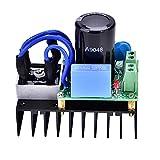 Gleichrichtermodul, 0-220VAC bis 0-311VDC Universal Gleichrichterplatine mit Mehrfachschutz für Stromanzeigefunktion und Siebdruckmarkierungen auf der Karte