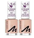 Manhattan Strenghtener Last & Shine, Farbe 000, 2er Pack(2 x 12 ml)