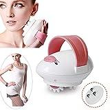 ZN 3D-Massage-Rollen, Vibration und Shiatsu, schnelleres Rollen, Massage für den Körper, Massage für die Durchblutung
