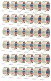 36 Stk. TESA Klebeband tesapack 64014, PP-Low Noise, 50mm x 66m, transparent / Sehr gute Preis-/Leistungsverhältnis ermöglicht Ihnen leises Verarbeiten auf Basis einer lösemittelfreien Acrylat-Klebmasse.