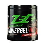 ZEC+ Powergel Hot – 500 ml wärmendes Sportgel, Recovery-Gel für Bodybuilding, Kraftsport und nach intensiven Workouts, mit Kampfer und natürlichen Extrakten, Made in Germany