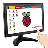 Raspberry Pi Display, ELECROW 10,1-Zoll Touchscreen Monitor 1280 x 800 TFT LCD Display mit...