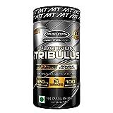 1x MuscleTech Tribulus   100 Kapseln je Packung   Testosteron Booster Muskelaufbau Burzeldorn   Nahrungsergänzungsmittel (1er Pack)