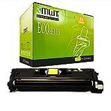 1x MWT Toner für Canon Lasershot LBP 5200 n ersetzt 9284A003 701Y Yellow Gelb CRG-701Y