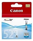 Canon CLI-521C Inkjet / Tintenstrahlpatrone Original
