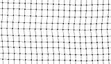 Vogelschutznetz Teichnetz Katzennetz Kunststoffnetz, 4 x 5m (12 x 14mm) schwarz