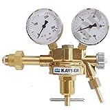 Druckminderer Druckluft 200bar Pressluft für Druckluftflasche Pressluftflasche 0-20 bar von Gase Dopp