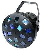 E-Lektron LMR-9W USB LED Mushroom Flower Effekt DJ Party Disco Lichteffekt RGB Strahler Bühnenbeleuchtung
