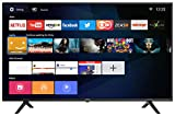 Coocaa 55S3N-E 55 Zoll UHD Smart LED Fernseher (139 cm), Triple Tuner, Prime Video, Netflix, YouTube (HDMI, CI-Slot, USB, digital Audio)