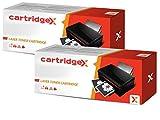 2 x kompatible Tonerkartusche Ersatz für Canon ImageClass 2200 2210 2220 2250 EP-62