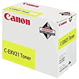 Canon 0455B002 C-EXV 21 Tonerkartusche gelb 14.000 Seiten