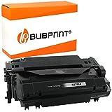 Bubprint Toner kompatibel für HP 55X CE255X für LaserJet P3010 P3011 P3015 P3015DN P3015N P3015X Pro MFP M521dn M521dw Enterprise 500 MFP M525 M525dn M525c Schwarz