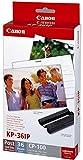 Original Canon 7737A001 / KP-36IP Tinte Color incl. 36 Blatt 100x148mm für Canon Selphy CP 760