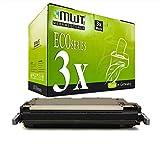3X MWT Toner für Canon I-Sensys LBP 5300 5360 5400 wie 711BK CRG-711BK Black