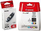 Canon CANON PG-550XL / CLI-551 Multipack Toner