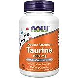 Now Foods double strength Taurine 1000mg Standard, 100 Kapseln