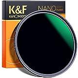 K&F Concept Nano-X 67mm Graufilter ND1000 (10 Stop) ND Filter Slim Neutral Graufilter