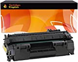 Premium Toner XL kompatibel für HP Laserjet P2030 P2035 P2035n P2050d P2055 P2055d P2055dn P2055x Canon i-SENSYS LBP6300dn LBP6650dn | hohe Kapazität 10.000 Seiten | CE505A 05A | CRG 719 (3479B002)