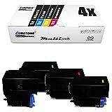 4X Eurotone Toner für Canon IR-C 2380 2550 2880 3080 3380 3480 3580 V Ne i 2 ersetzt C-EXV 21