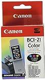 Canon Tinte BCI-21C 3-farbig 3x5ml