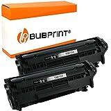 2 Bubprint Toner kompatibel für HP Q2612A 12A für LaserJet 1010 1012 1015 1018 1020 1022 1022N 1022NW 3015 3020 3030 3050 3052 3055 M1005 M1319F MFP Schwarz