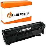 Bubprint Kompatibel Toner als Ersatz für HP Q2612A 12A für Laserjet 1010 1012 1015 1018 1020 1022 1022N 1022NW 3015 3020 3030 3050 3052 3055 M1005 M1319F MFP Schwarz
