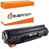 Bubprint Kompatibel Toner als Ersatz für HP 85A CE285A für LaserJet Pro M1130 M1132 M1136 M1212nf M1217nfw MFP P1002 P1100 P1102 P1102w P1106 P1108 P1109w Schwarz