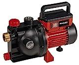 Einhell Gartenpumpe GC-GP 6040 ECO (600 W, max. 3.6 bar, 4000 L/h Fördermenge, Wasserfüllanzeige, klappbarer Handgriff, Wassereinfüllöffnung /-ablassschraube, Frostschutz, Thermoschutz)