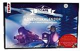 Adventskalender Escape Adventures - Der mystische Express: Löse die 24 Rätsel im mystischen...