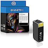 NINETEC NT-5 1 Patrone Black kompatibel mit Canon PGI-5 | Für Canon Pixma IP 3500 4200 4200X 4300 4500 4500X 5200 R 5300 MP 500 530 600 600 R 800 800 R 810 830 MX 700 850