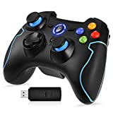 EasySMX PC Gamepad, Wireless Controller, gaming Controller für PS3/PC(Windows...
