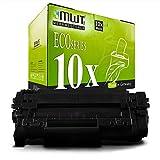 10x MWT Toner für Canon I-Sensys LBP 3580 6750 6780 x DN ersetzt 3481B002 724