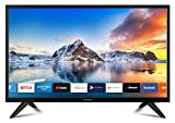 DYON Smart 22 XT 56,4 cm (22 Zoll) Fernseher (Full-HD Smart TV, HD Triple Tuner (DVB-C/-S2/-T2),...