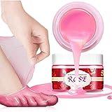 Fuß peeling, Fusspeeling, Peeling Fußmaske, Hand Peeling Maske, Wirksam Hornhautentferner für bequemere und effektivere Fußpflege und Handpflege