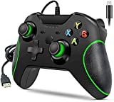 Wired Controller für Xbox One, Lampelc Xbox One Controller mit 3,5 mm Headset Audio Jack, Xbox...