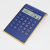 Dongbin Gold Calculator, Solar digitaler elektronischer Rechner 10, Finanzberechnungstool für Produkte, Mini,D