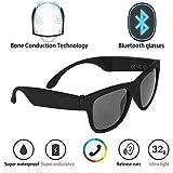 GLASSES Polarisierte Sonnenbrille Bluetooth Knochenleitungs-Headset Intelligente Brille Gesundheit...