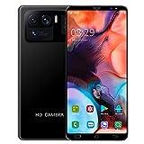 Xmyfone Mobiltelefone ohne SIM-Lock, 5,5 Zoll Android Smartphones, Dual-SIM, Dual-Kamera, 3G/GSM...