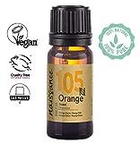 Naissance Orange süß (Nr. 105) 10ml 100% naturreines ätherisches süßes Orangenöl kaltgepresst