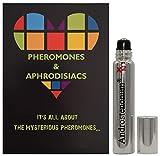 ANDROSTENONUM X2 100% Pheromon für Männer 8ml Roll-On Menschliche Pheromones Geschenk für ihn anziehen Frauen Aphrodisiaka Moleküle extra stark