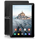 10 Zoll Android Tablet, Android 9.0, 5G Wi-Fi, 4GB RAM, 64GB ROM, Octa -Core Prozessor, IPS HD...