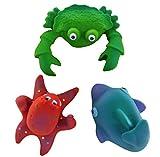 ToullGo Kindersicherung für Steckdose mit Drehmechanik,Steckdosensicherung Baby Kleinkinder,Socket Protection,Weiß, 3 Stück