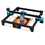 Twotrees Totem-S 40W Lasergraviermaschine, Graviermaschine Lasergravur-Kit, Compressed Spot LD+FAC (Compressed Spot LD+FAC) Met positioneringsfunctie,Power:5000-5500mw