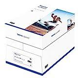inapa Drucker-/Kopierpapier tecno Speed: 80 g/m², A4, weiß, 2500 Blatt - schnell und staufrei drucken