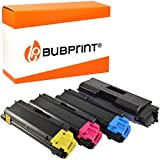 Bubprint Kompatibel Toner als Ersatz für Kyocera TK-590 für Ecosys M6526CDN P6026CDN M6026CDN M6026CIDN M6526CIDN FS-C2026MFP FS-C2026MFP plus FS-C2126MFP 4er-Pack